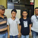 Karena Info masyarakat Akhirnya Dua tersangka diduga pelaku Narkoba diamankan Team Polsek Tanjung balai Utara