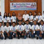 21 peserta Cowok cewek Siap bertarung difinal DUPAR  2020  untuk Menjadi ujung tombak pariwisata kabupaten Soppeng
