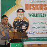 Kapolda Sulsel Hadiri Diskusi Mubaligh IMMIM Makassar