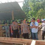 Kapolres Tator datangi TKP kecelakaan Kerja di Lembang TO'PAO  Rembong Tana Toraja  ,1 korban meninggal Dunia