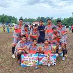 Bhayangkara FC Polres Bone Kampiun Juara  1 Turnamen Kawaru Cup 1 2020  Resky The best player Of Tournament