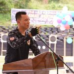 Danrem 141/Tp Dan Sejumlah pejabat Hadiri  pembukaan  lomba menembak  Dalam Rangka HUT ke 70 Korps Kavaleri TNI AD