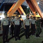 Amankan Pembukaan Pameran Fest & Expo 2020  Dalam rangka HUT Sinjai ke 456  Polres Sinjai Pimpin Pasukan Gabungan