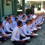 Kodim 1002/ Barabai laksanakan Pemeriksaan Admin Calon secata PK TNI AD Gel I T.A. 2020