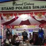 Kapolres Sinjai: Selain Ikut pameran HJS ke 456 tahun 2020 ,Stand Polres Juga berfungsi pusat info pengamanan