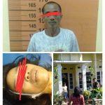 Reaksi cepat Kapolsek pancur batu bersama Anggota Amankan Pelaku pembunuhan Karyawan Cafe BG Tuntungan