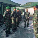 Gelar Minggu militer , Prajurit kodim 1002/ Barabai laksanakan PUDD