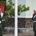 Personel korem 141/ Tp Laksanakan Apel Minggu Militer dilanjutkan Senam Barbel , ini tujuannya ?