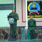 Kodim Solo Awali Minggu militer dengan upacara bendera ,Ini tujuannya