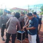 Wakapolres Sinjai lanjutkan gerakan sedekah 1000 perpersonil  Kapolres AKBP Iwan Irmawan S.Ik