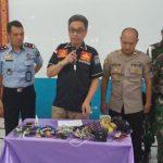TNI-Polri Dan Kadiv Pas  Razia gabungan  di rutan  Barabai Tak temukan Narkoba