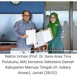 Unhas Dan Pemkab Mamuju Tengah Sepakat Kerja Sama Pengembangan Daerah