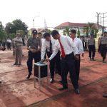 Sedekah Rp 1000 setiap hari Kapolres Sinjai  untuk bantu warga masyarakat yang membutuhkan Juga tempat ibadah