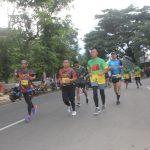 Ratusan Runnes dari berbagai wilayah di Indonesia Meriahkan LAPATAU BONE RUN 5K dan 10K 2020, Dandim 1407/Bone ikut lari 10 K
