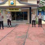 Kapolres AKBP Iwan Irmawan S.ik pimpin Apel Siaga Antisipasi Gangguan Kamtibmas di hari libur wilayah Hukum Polres Sinjai