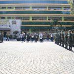 Serahkan APD ke Sejumlah Rumah Sakit Rujukan Penanganan Covid-19 Sulselrabar ,Pangdam XIV/Hasanuddin ,beri Support dan motivasi
