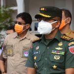 Lawan Covid 19, TNI- Polri Bersama Pemkab. Bone, Bersinergi Lakukan Pencegahan