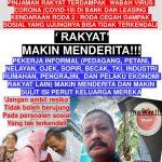 Surat terbuka presiden Gumregah Nusantara, Percepatan Realisasi & Relaksasi pinjaman Rakyat terdampak  Covid-19