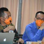 Rapat kordinasi Gugus Tugas Covid-19 di Makassar  bahas Rencana PSBB