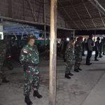 TNI-Polri Kompak Lakukan Patroli Dan Sweeping Penerapan Jam Malam Untuk Masyarakat Sebatik