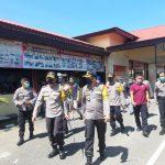 Kapolda Sulsel Cek langsung kesiapan Cek point Aman Nusa II dan pos ops ketupat beberapa Polres