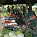 Dembekang Kendari Buka Dapur umum dan bagikan makanan bagi warga masyarakat terdampak Covid-19
