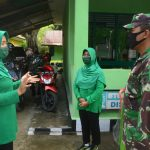 Peduli Sosial ,Persit KCK XXV kodim 1407/Bone,kembali berbagi Sembako ke Warangpu dan warga terdampak Covid-19