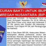 Peluncuran Agenda Bakti Untuk Ibu Pertiwi GUMREGAH NUSANTARA (BIP-GN)