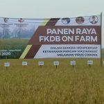 Sinergitas Polri,Astafsus wapres RI dan Forum Komunikasi doa bangsa FKDB) dalam Rangka mewujudkan ketahanan pangan Ekonomi mandiri