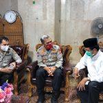 Silahturahmi dengan Imam besar Masjid Istiqlal Jakarta prof Dr Nazaruddin Umar MA ,Ini Pesan Dirbinmas Polda metro jaya  !!!