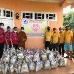 Komunitas etnis Tionghoa Bone peduli(PSMTI Bone) bersama Vihara dharma Palakka berbagi kasih,kembali Bagikan Sembako untuk warga masyarakat Bajoe Terdampak Covid-19