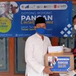 Yayasan MENEMANI Gelar Aksi Gotong Royong pangan untuk sesama