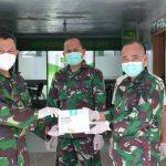 Begini pesan Dandenkesyah RS Dr Muh Yasin Bone kepada warga masyarakat Setelah penerimaan Bantuan Alat kesehatan dari KASAD jenderal jenderal TNI Andika perkasa