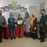 Deputi Bela negara Nawacita Indonesia, Hadiri penyaluran BLT DD untuk 67 warga Ulaweng cinnong Kecamatan Ulaweng kab Bone