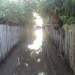 Diguyur Hujan Deras dari Hari Jum'at pagi Banjir Kembali Merendam Selayar