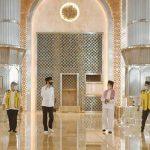 Program Renovasi Hampir Rampung , Jokowi Tinjau Masjid Istiqlal