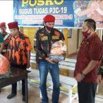 *MPC PP Kabupaten Bone  Serahkan Bantuan APD ke Camat Cenrana ,peduli Covid-19 dan Persiapan Masa New Normal*