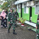 *Danrem 141/Tp Brigjen TNI AD Djashar Djamil, Lakukan Rapid test sebelum ke kodim 1415/ Selayar , buka Latposko*
