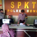 Ketua umum LSM Langkoras-ham Harap polres Bone Juga Periksa pimpinan koperasi Mattiro deceng terkait laporan penggelapan BPKB Motor Korban Nurdaliah