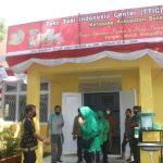 Satu Hari Setelah  Launching: Persit KCK Cab. XXV Kodim 1407/Bone, Kunjungi TTIC