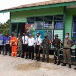 Penyemprotan Disinfektan Serentak di Lima Kecamatan Krayan, Tingkatkan Kewaspadaan Pandemi Covid-19