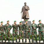 Putra Terbaik Banjar Pimpin Korem Antasari Berpangkat Bintang Satu.