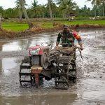 Serda Muksinin Babinsa Bukit Aru Indah Lakukan Program Pendampingan UPSUS Ke Petani Sebatik