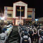 *Polda Sulsel Gelar Apel Kesiapan Patroli Skala Besar Di Wilayah Makassar*