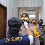 *Beri Arahan Kepada Personel Polrestabes Medan, Kapolda Sumut: Kedepankan Sikap Humanis Kepada Masyarakat*