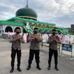 *Kapolres Sinjai AKBP Iwan Irmawan Sik ,Pantau Langsung Pengamanan Sholat Idul Adha 1441 H / 2020 M.*