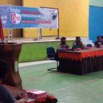 Danramil 0911-05/Lumbis Hadiri Sosialisasi Pendidikan Pemilih Pilkada Serentak TA.2020