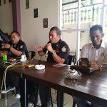 *Ketua umum DPP APKAN RI  berikan langsung training singkat dihadapan pengurus DPD dan DPC kabupaten Bone*