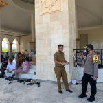 Kapolres Sinjai Pimpin Pam Silaturahmi Bersama Pimpinan Ponpes Se-Sulsel Yang Dihadiri Kepala BNPT