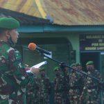 Upacara Bendera Minggu Pertama September, Dandim 1407/Bone Bacakan Amanat Pangdam XIV/Hasanuddin